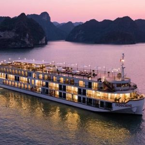 INDOCHINE CRUISE Halong bay