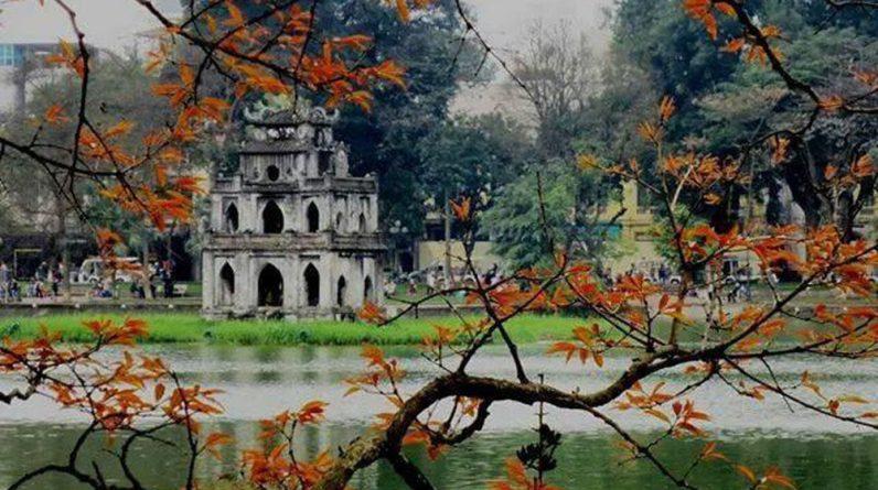 Hanoi, Vietnam bon mua
